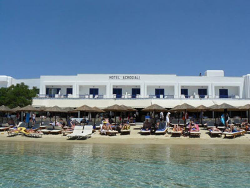 Hotel Acrogiali - Platis Gialos - Mykonos